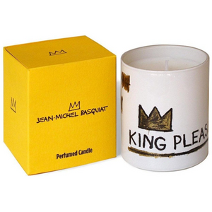 Basquiat King Pleasure Candle