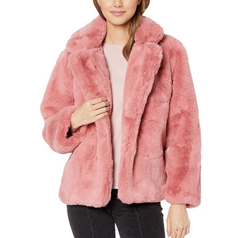 Apparis Manon Rose Coat