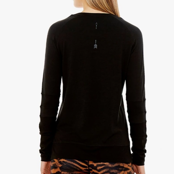 The Upside Niki Dri Release Long Sleeve Top