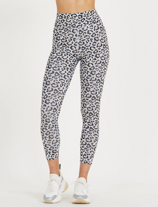 The Upside Ice leopard midi pant