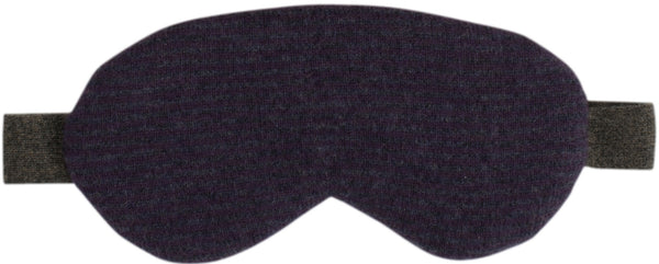 Blackcurrant Cashmere Eye Mask