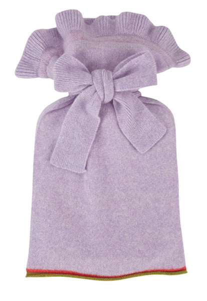Lilacs Mini Hot Water Bottle