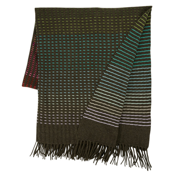 Chateau Villandry Rib Throw