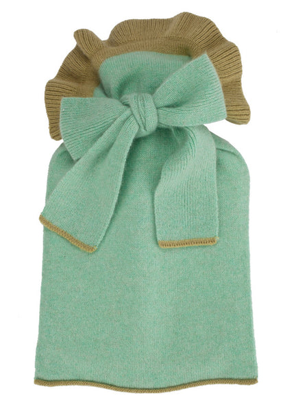 Gingermint Mini Hot Water Bottle