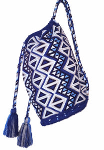 BACKPACK TAYRONA BLEU