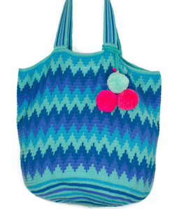 BEACH BAG SALGAR 15