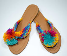 Load image into Gallery viewer, Pom Pom Sandals Lulo