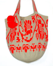Load image into Gallery viewer, BEACH BAG SALGAR 06