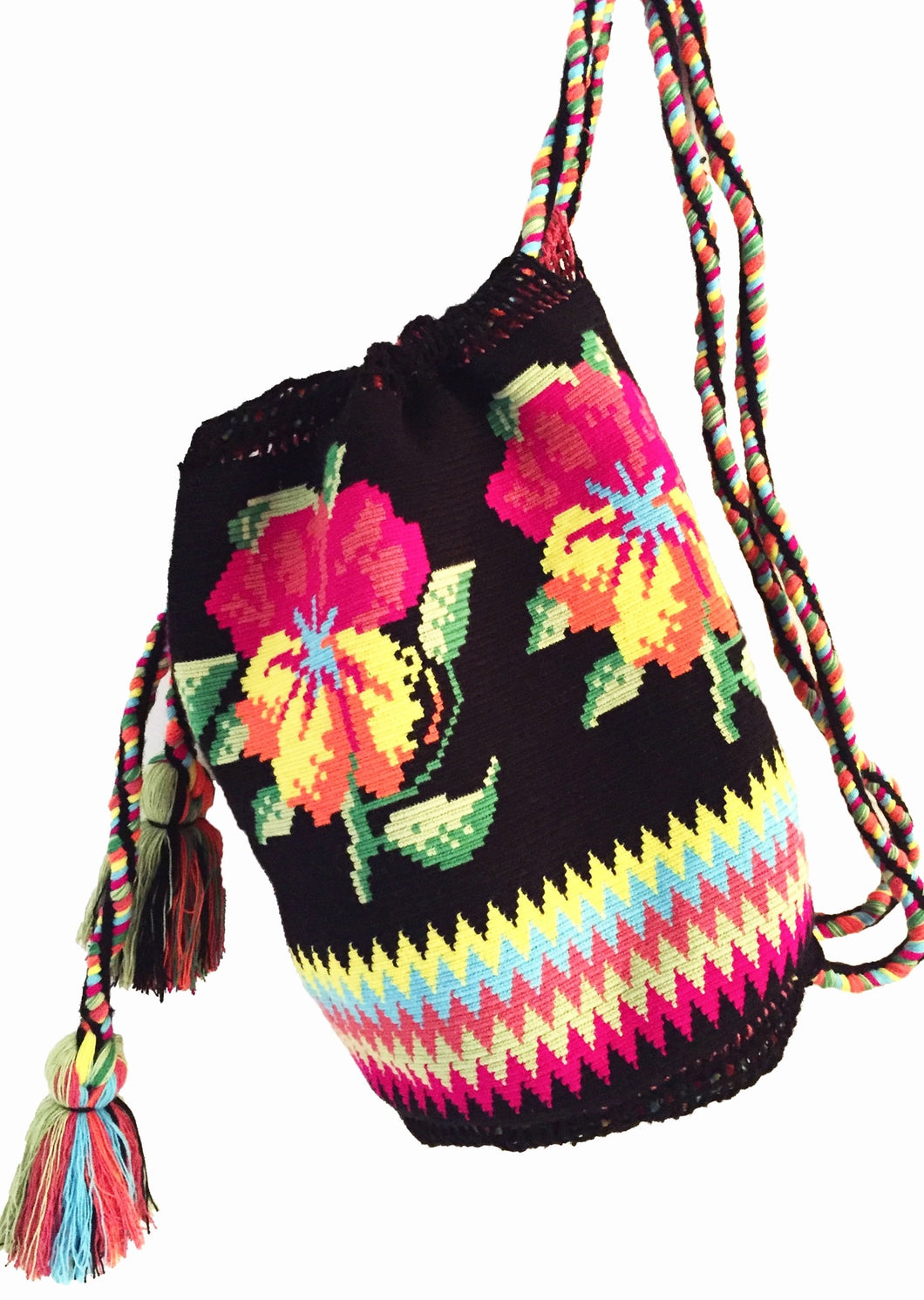 BACKPACK TAYRONA BLACK