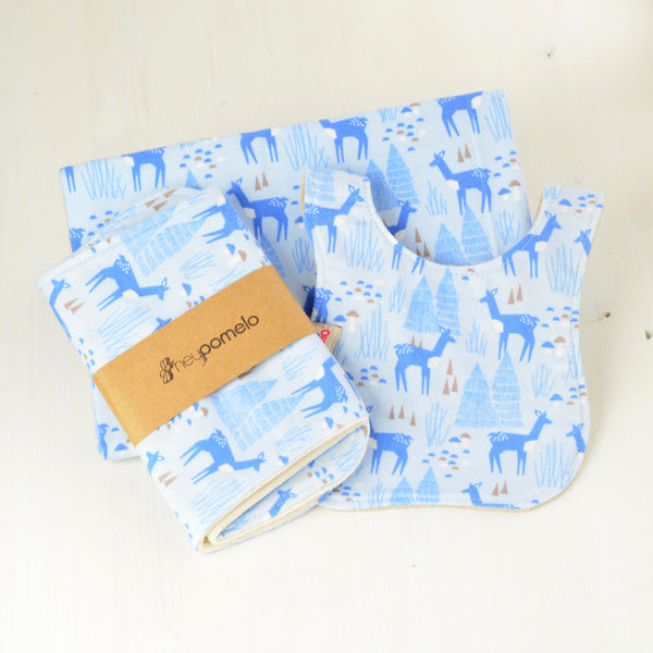 Sidney Flannel Gift Set