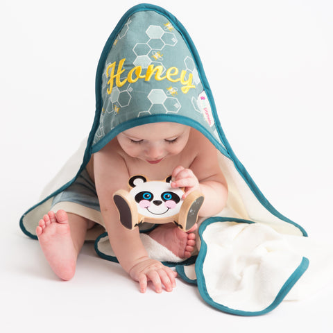 Cameron Hooded Towel