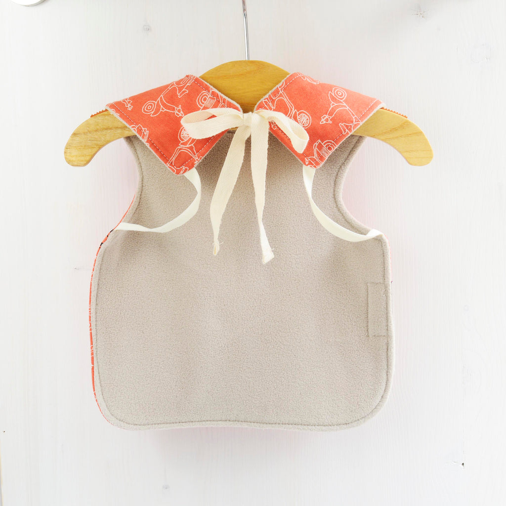 Avery Toddler Bib