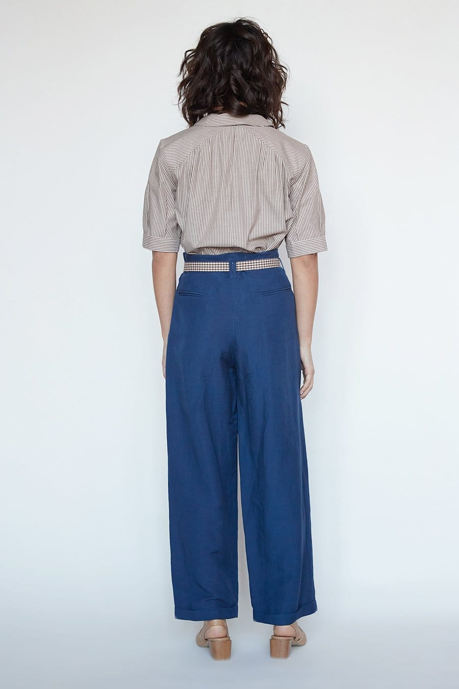 Charlie Pant in Linen