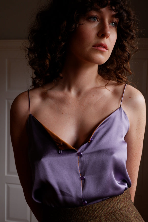 SIlk Reversible Camisole