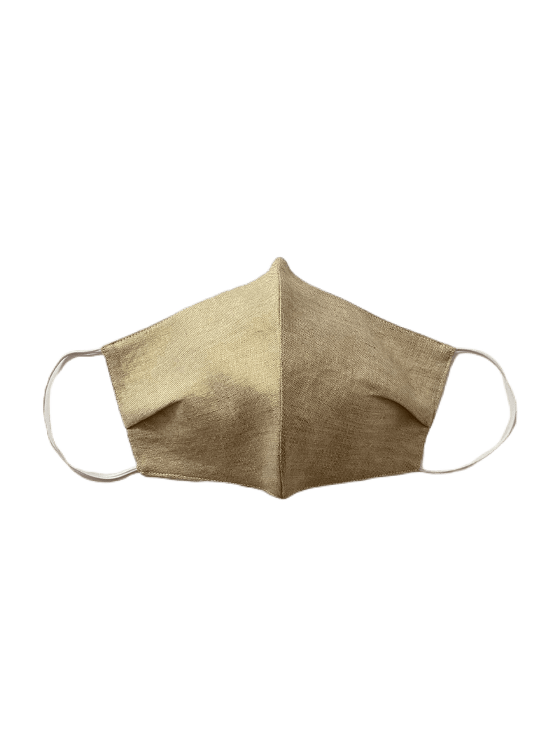 Linen & Rayon Fabric Face Masks
