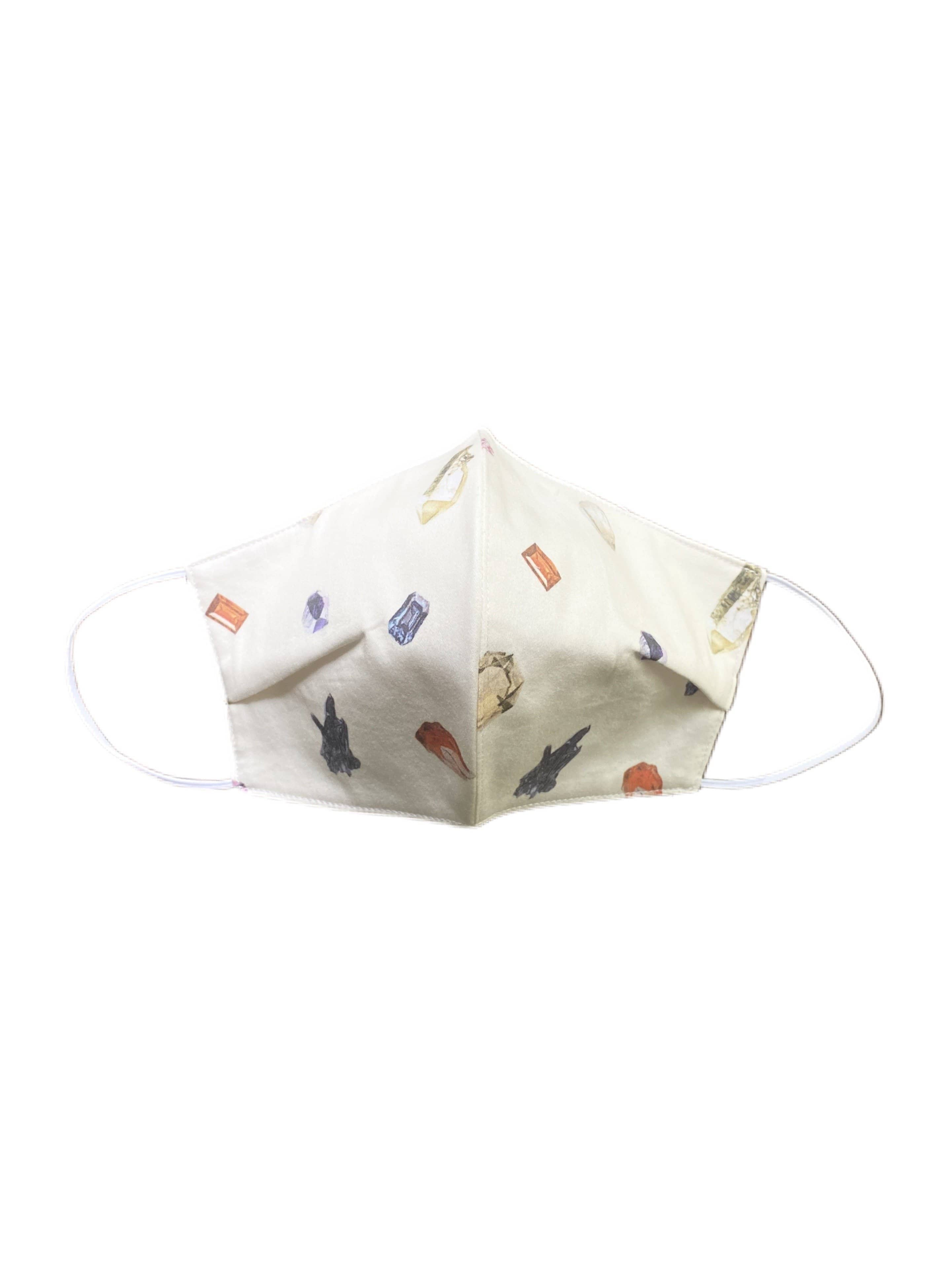 Printed Cotton Fabric Face Masks