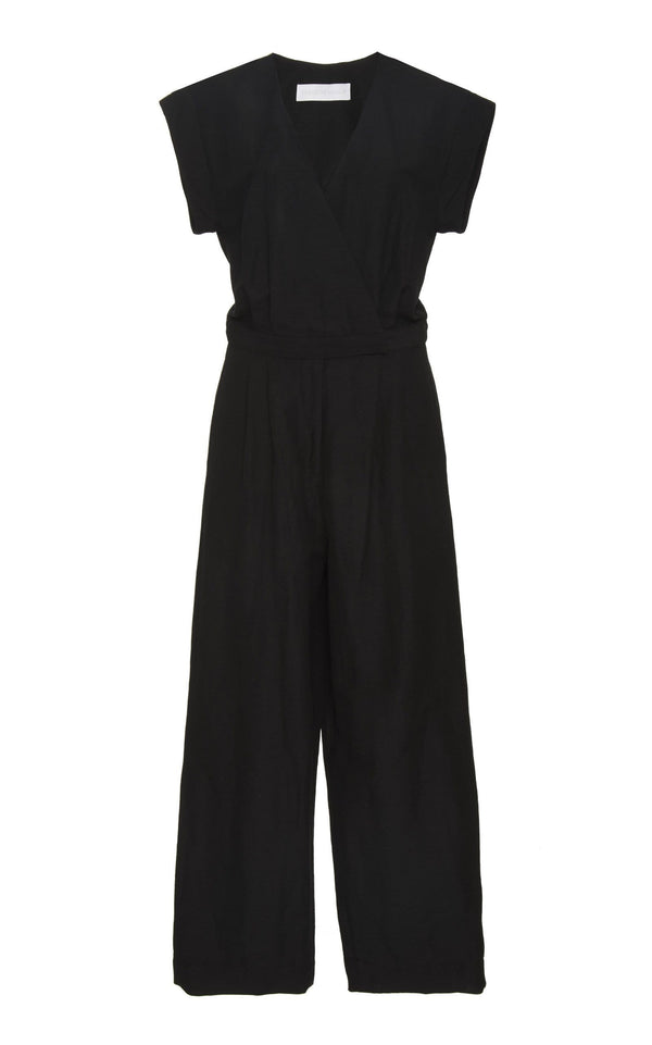 Surplice everyday Jumpsuit