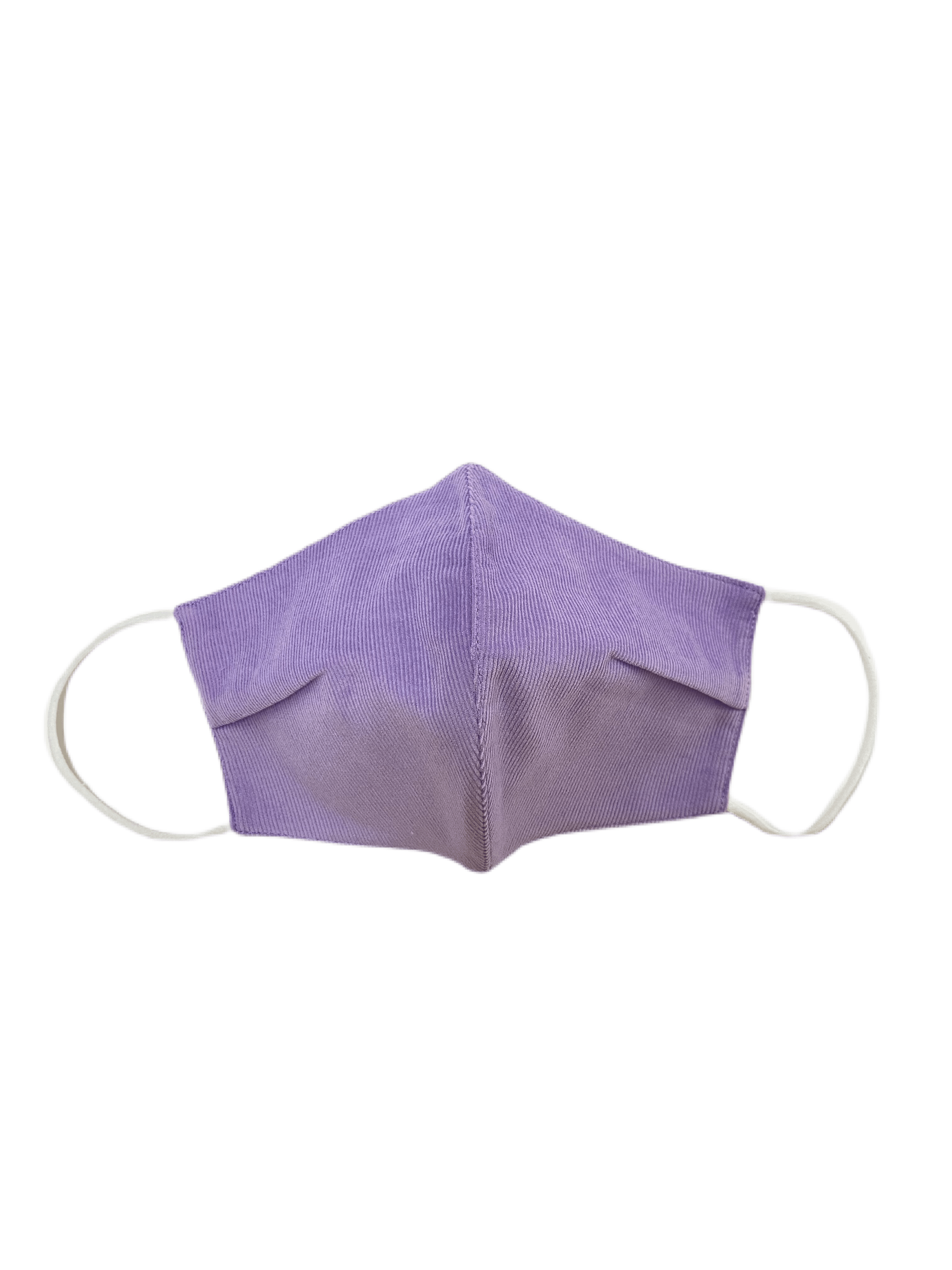 Solid Cotton Fabric Face Masks