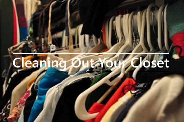 Make money cleaning your closet!