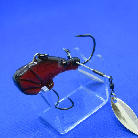 METAL CRAW SPIN 17g [Used]
