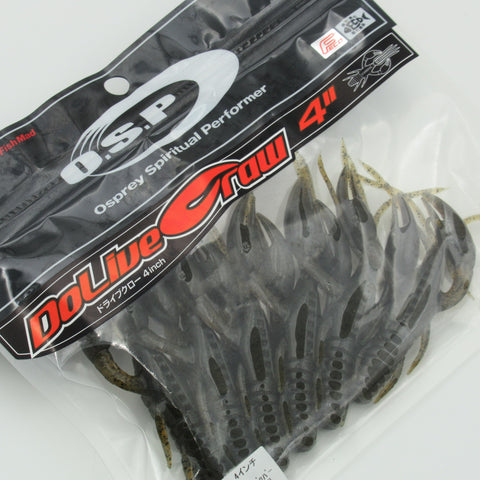 DoLive Craw 4 inches [Brand New]