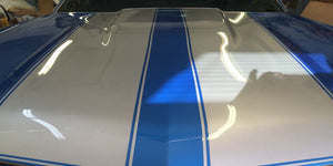 Chevy exterior accessories custom decals