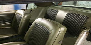 mustang seat covers interior accessories