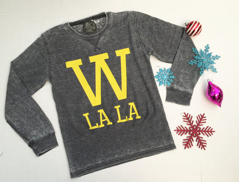 W LA LA Slouchy Thermal