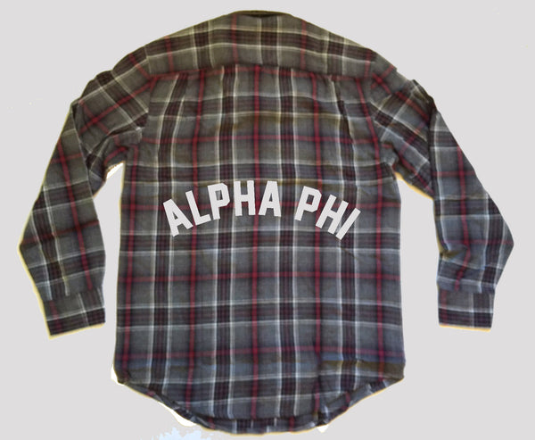 Alpha Phiesta GRY/RED