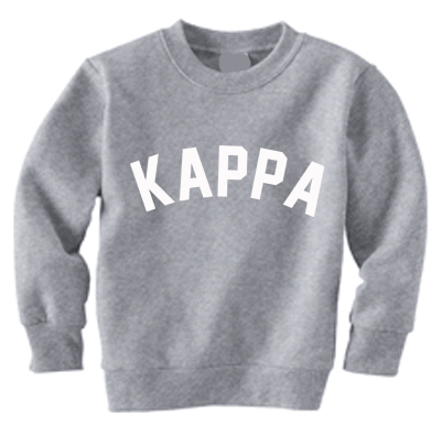 Kappa Heather Sweatshirt