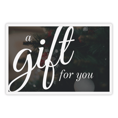 Gift Card - Canvas Wall Art - HolyCowCanvas