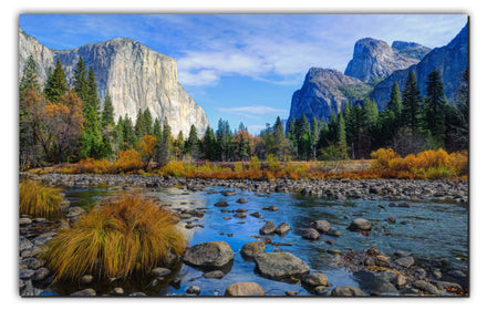 Yosemite Gates of the Valley Wall Art