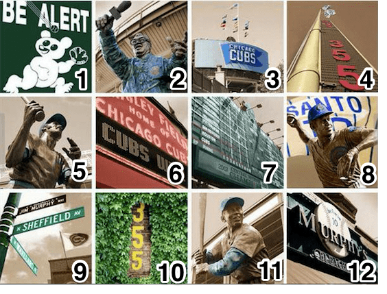 Wrigley Field Canvas Wall Art Set - Canvas Wall Art - HolyCowCanvas