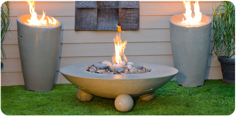 American Fyre Designs Firetables Fire pits