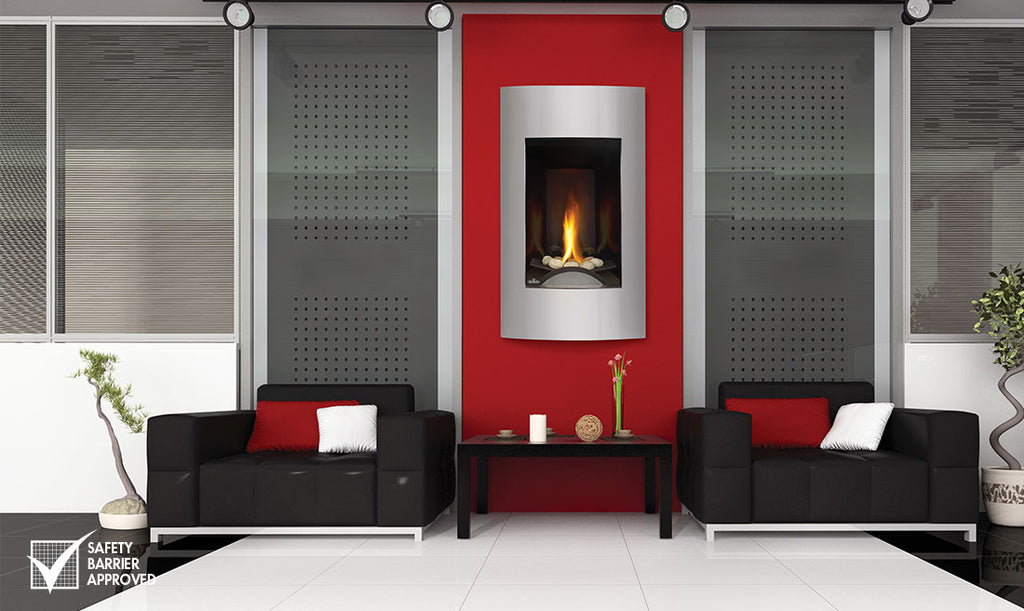 Napoleon Vittoria  Direct Vent Gas Fireplace GD19-1NSB