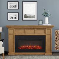 Real Flame Alcott Landscape Electric Fireplace 4130E