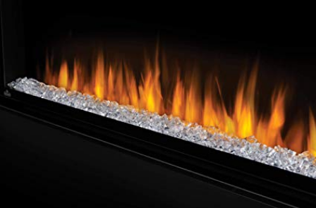 Napoleon Alluravision  60 Deep Depth Electric Fireplace NEFL60CHD
