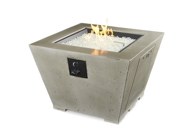 Outdoor Greatroom Company Cove Square Gas Fire Pit Bowl CV-2424