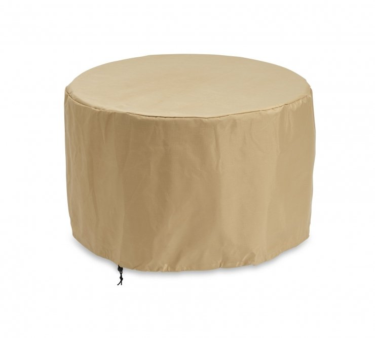 Outdoor Greatroom Company CVR55 Round Tan Protective Cover.