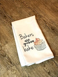 """Bakers Are Gonna Bake"" Decor Kitchen or Bathroom Towel"