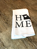 """Home"" Decor Kitchen or Bathroom Towel"