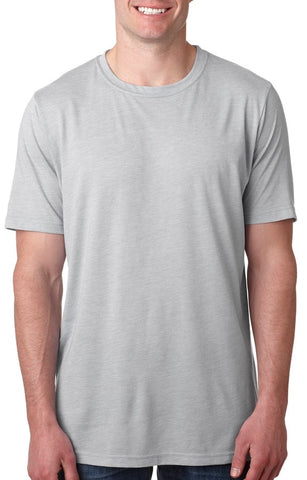 Custom Grey Adult T-shirt