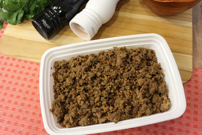 TERIYAKI GROUND BEEF - BULK PROTEIN