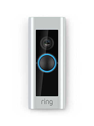 Ring Video Doorbell Pro, Works with Alexa (existing doorbell wiring required) - Cool Smart Home