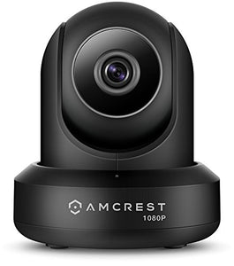 Amcrest IP2M-841 ProHD 1080P (1920TVL) Wireless WiFi IP Camera, Black (Certified Refurbished) - Cool Smart Home
