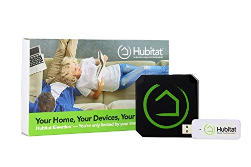Hubitat Elevation Home Automation Hub - Smart Devices Automated with Local Hub, Personal Data Privacy, More Reliable than Cloud Based Systems. Works with Alexa, Google Home, Lutron, Zigbee, Z-Wave - Cool Smart Home