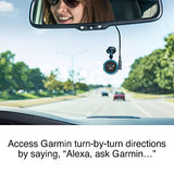 Garmin Speak with Amazon Alexa, What You Love About Amazon Alexa— Now in Your car, 010-01862-01 - Cool Smart Home