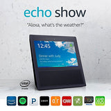 Echo Show - 1st Generation Black - Cool Smart Home