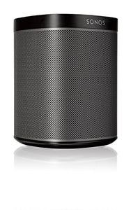 Sonos Play:1 – Compact Wireless Home Smart Speaker for Streaming Music. Works with Alexa. (Black) - Cool Smart Home