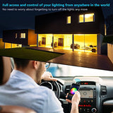 Nexlux LED Strip Lights, WiFi Wireless Smart Phone Controlled Light Strip LED Kit 5050 LED Lights,Working with Android and iOS System,Alexa, Google Assistant - Cool Smart Home